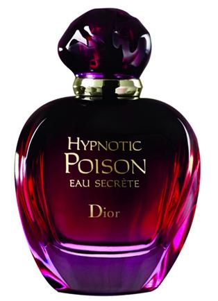 the beauty cove il profumo hypnotic poison eau secrete di dior. Black Bedroom Furniture Sets. Home Design Ideas