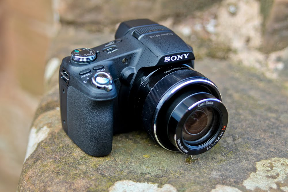 Sony Cyber-shot DSC-HX100V 16.2 Megapixel Digital Camera