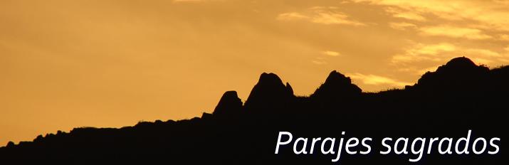 PARAJES SAGRADOS