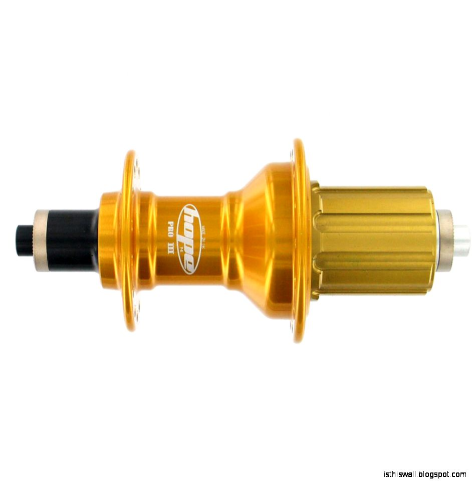 Hope Mountain Bike Hubs