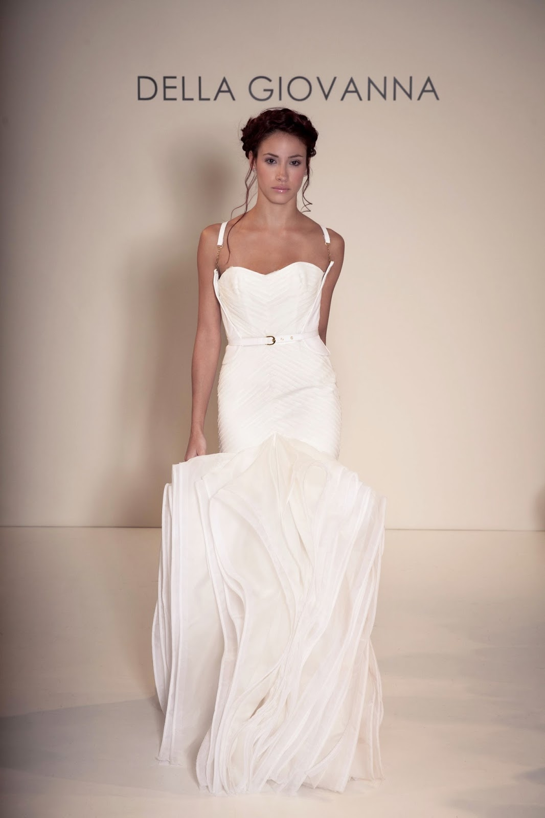 Della Giovanna Bridal Fall 2015 Wedding Dresses