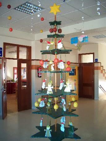 El arte de educar ideas para decorar la escuela en las - Escuela decoracion de interiores ...