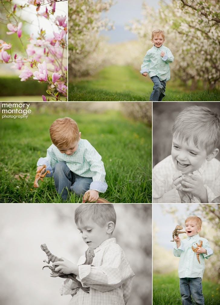 Yakima Family Photographers - Memory Montage Photography Mother and Son Session