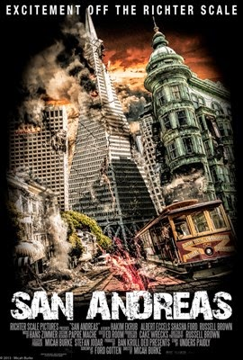 Sinopsis Film San Andreas - Dwayne Johnson (2015)