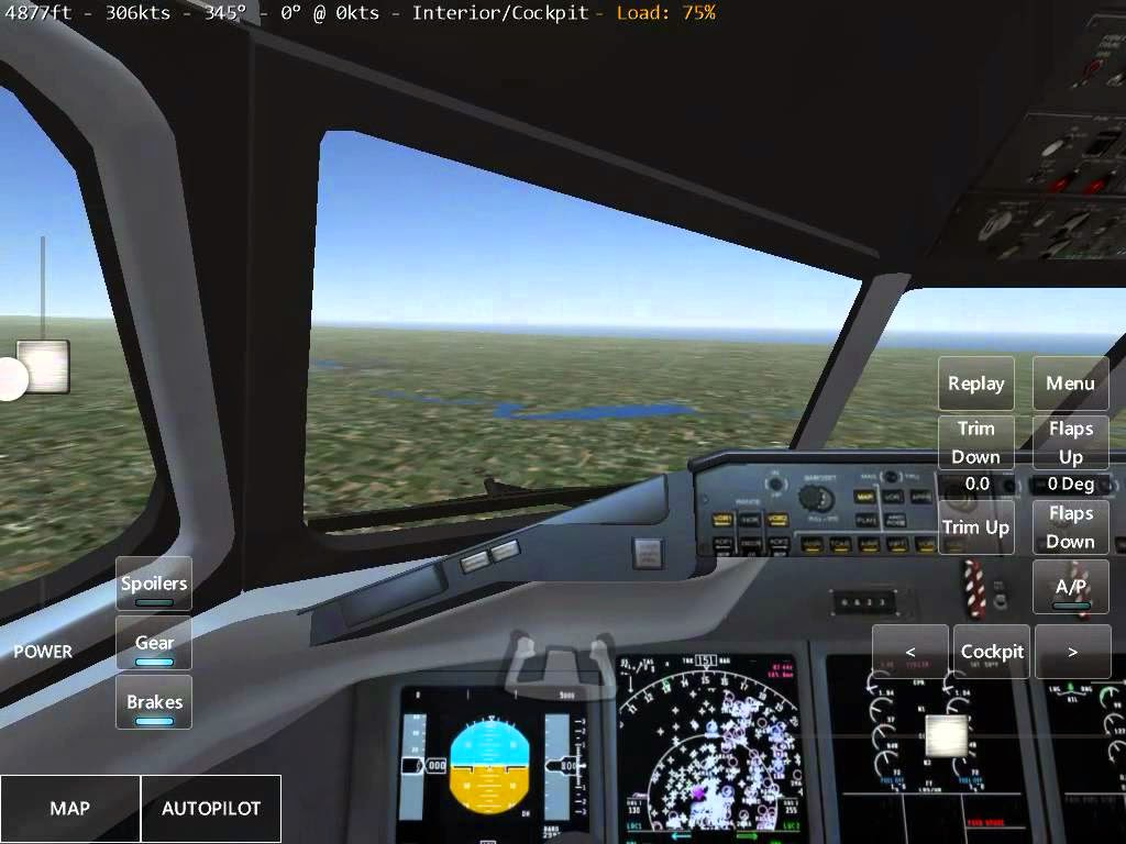 Preview Infinite Flight Simulator android | andromin