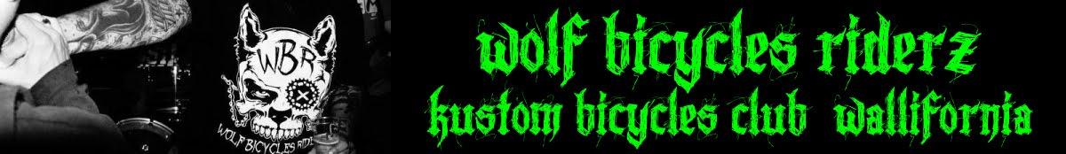 WOLF BICYCLES RIDERZ