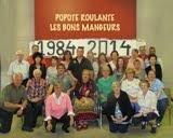 LA POPOTE ROULANTE LES BONS MANGEURS A EU 30 ANS - le 20 mai 2014