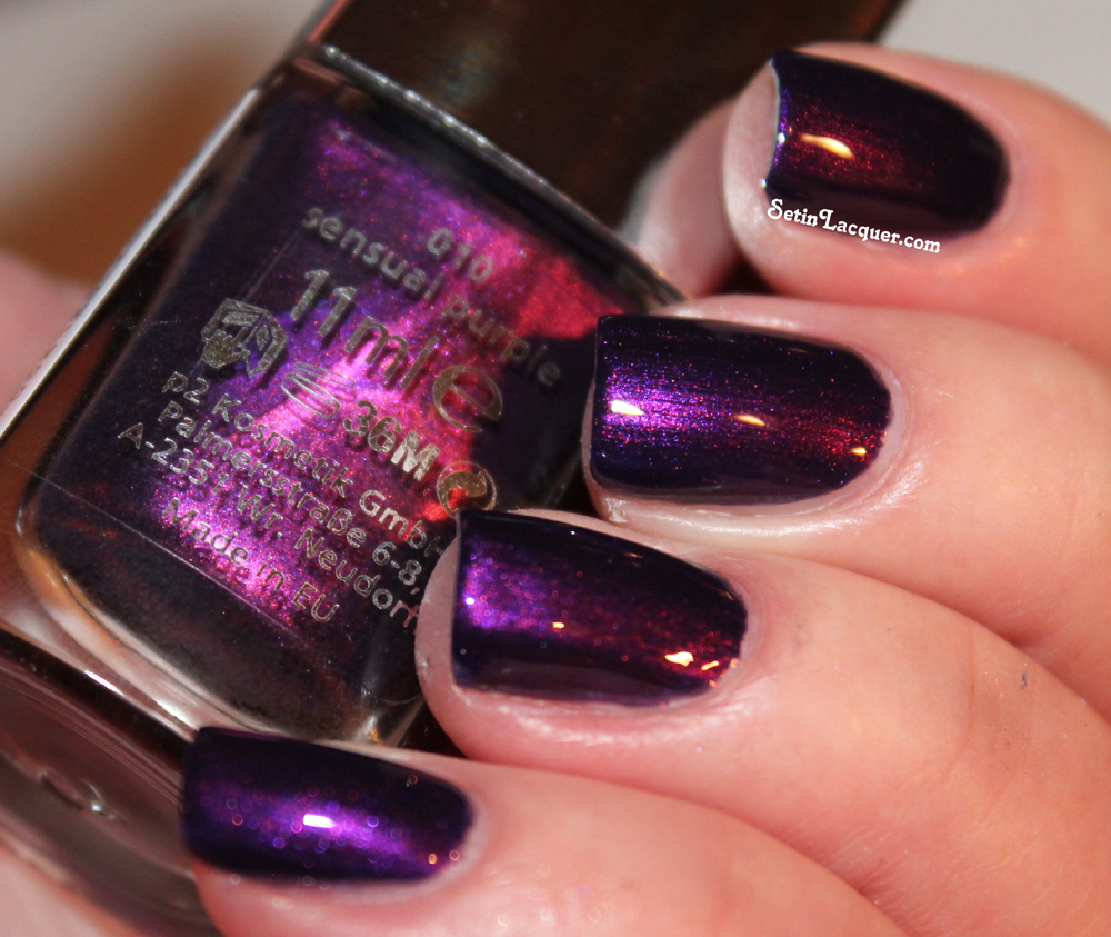 P2 - Sensual Purple