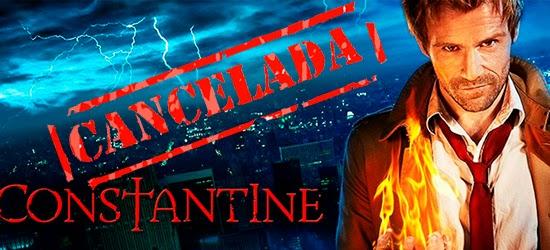 Constantine (NBC): Cancelada