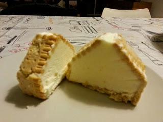 עוגת ביסקוויטים פירמידה לשבועות
