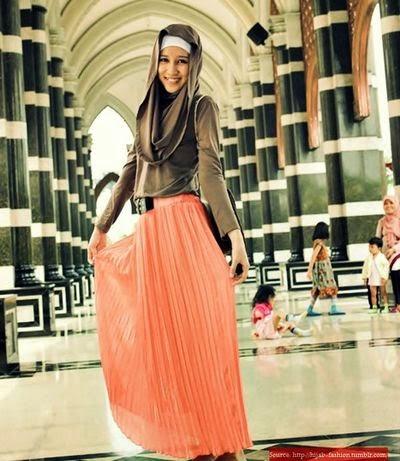 Tenue hijab pour sortir