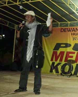 Road show PMK di Amuntai