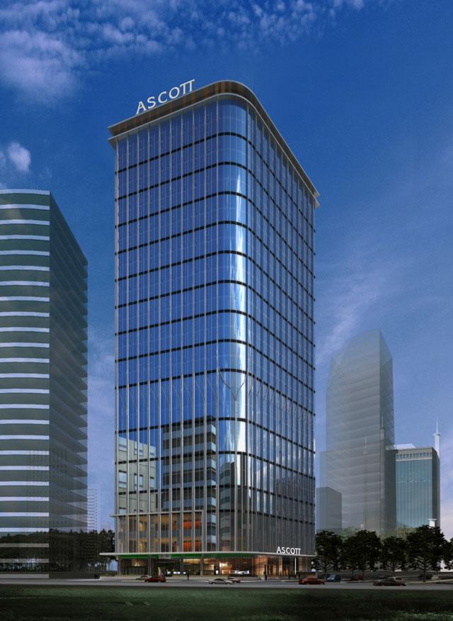 Ascott Waterfront Saigon will open in 2016