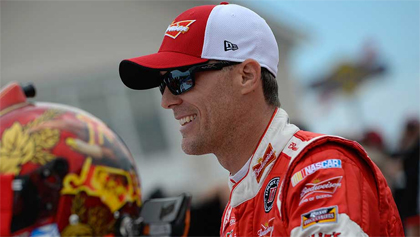 Meet #NASCAR Sprint Car Chase Driver Kevin Harvick