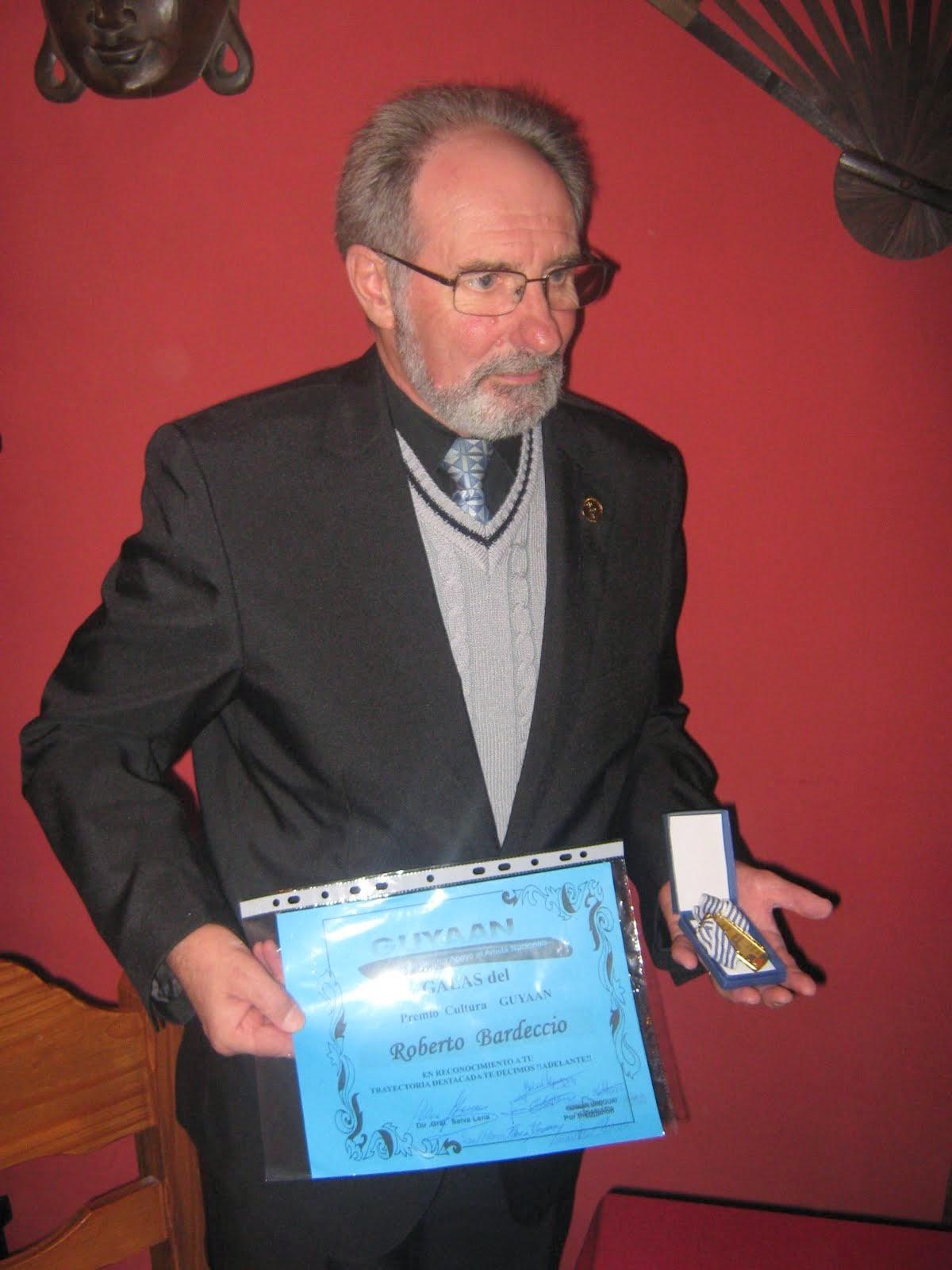 Premio GUYAAN 2014