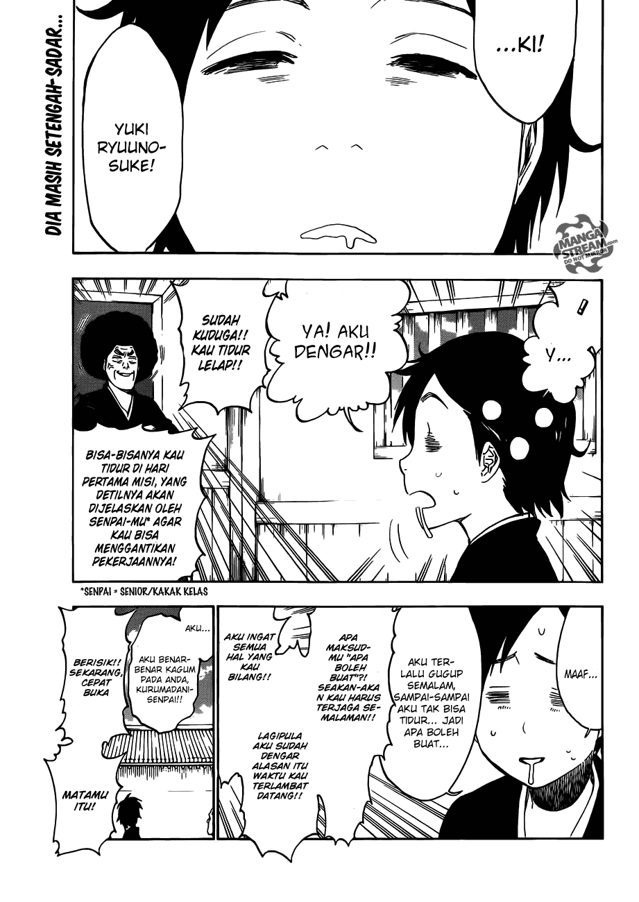 Manga, Baca Komik, Bleach Chapter 480, Bleach 480 Bahasa Indonesia