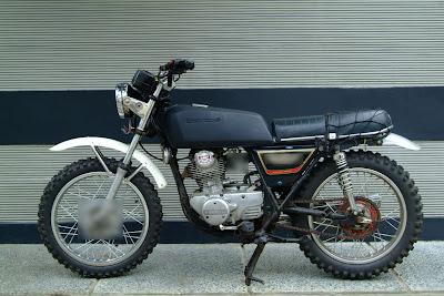 Modif Yamaha Ls3