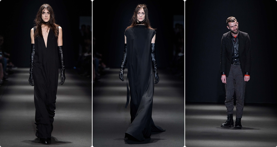 before you kill us all: Ann Demeulemeester Fall/Winter ...