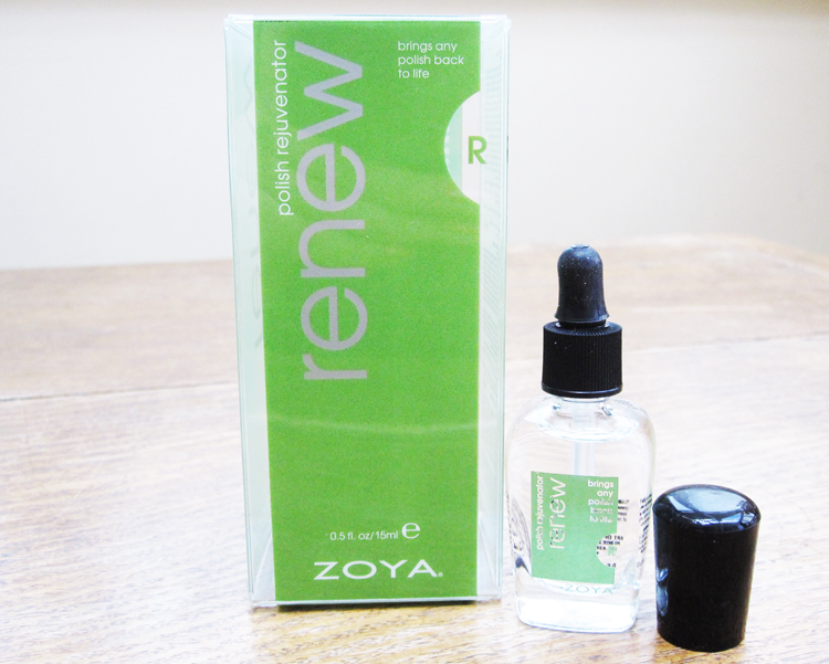 A picture of  Zoya Renew Polish Rejuvenator