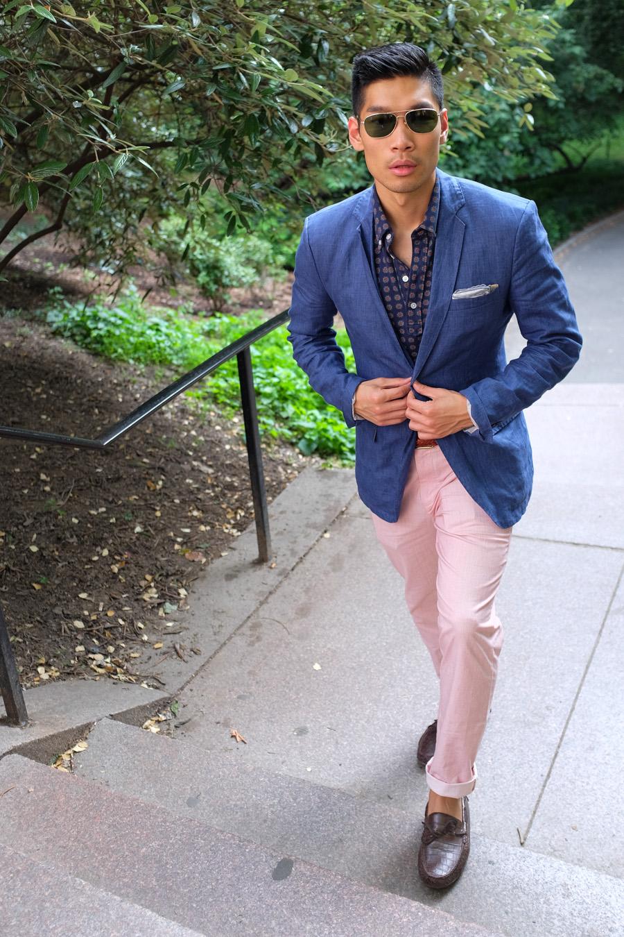 Levitate Style, Sharp Casual, Menswear, Zara, Bonobos, Michael Bastian, Cole