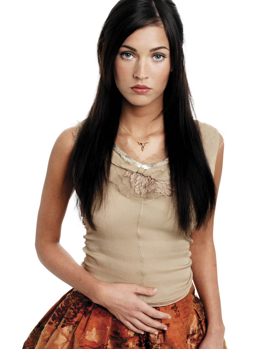 Mbolet Megan Fox Prom Hairstyle