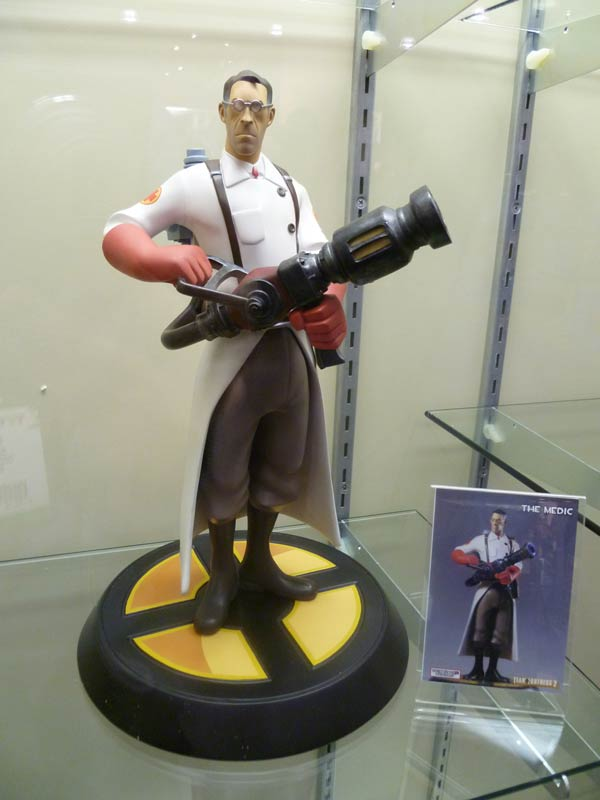 New Team Fortress 2 Figures From ToyFair2012 TF12 Collecting News Briefs