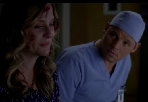Tv With Apb Greys Anatomy 7x18 The Hot Mess Beneath The Song