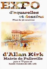 Allan Kirk Exhibition SW France