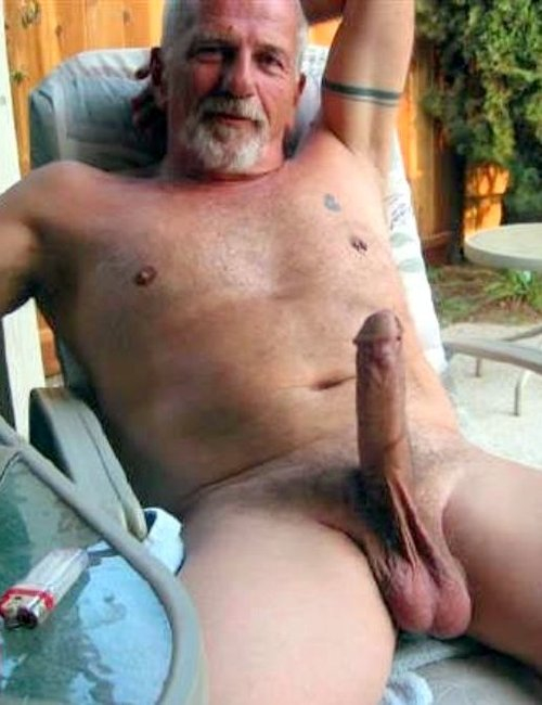 Well Hung Older Men