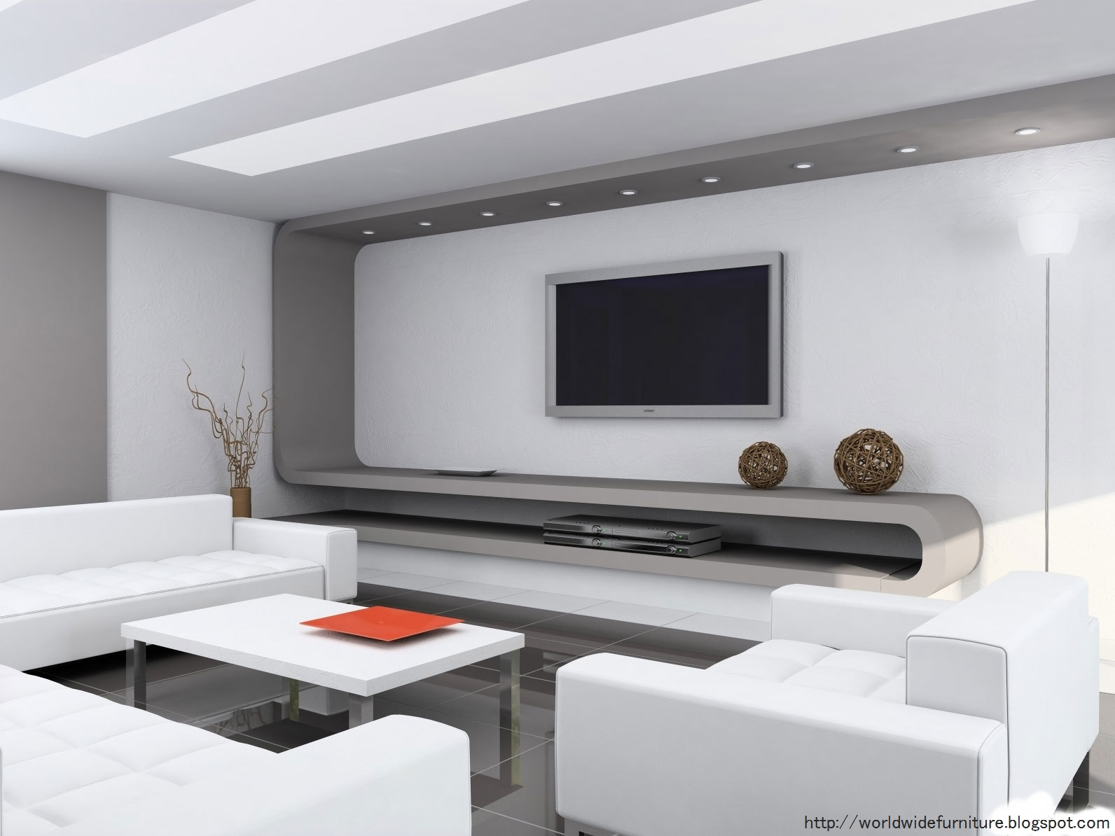 All about home decoration furniture modern minimalist for Modern minimalist furniture