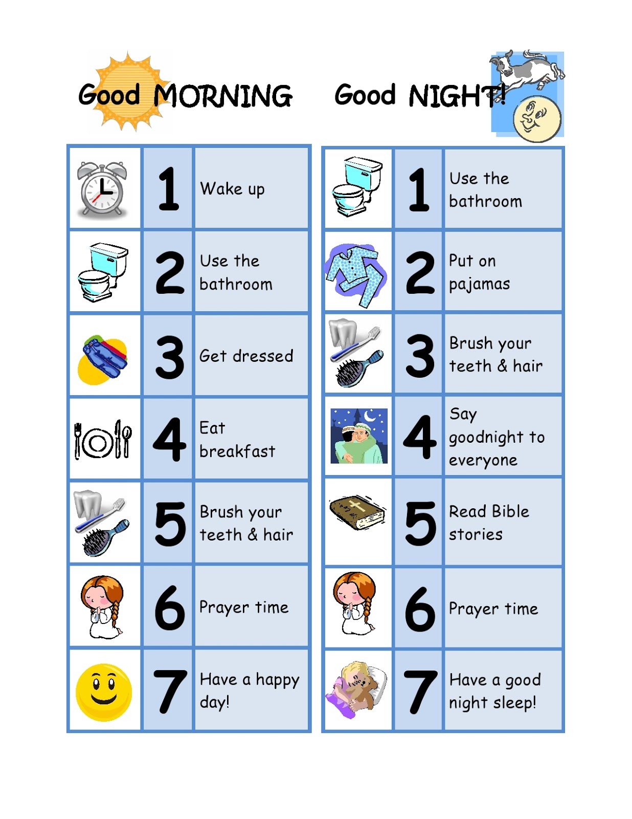 It is a picture of Lively Printable Chore Chart for 5 Year Old