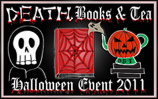 Death Books and Tea Halloween Event 2011