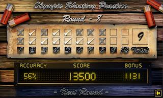 Olympics Shooting Practice screenshot