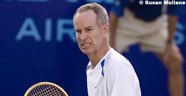 Here Are 23 Facts About Left-Handed People That You Didn't Know About. The Last One Surprised Me. - Left-handed people tend to get angry faster than the rest. John McEnroe is left-handed. Case closed
