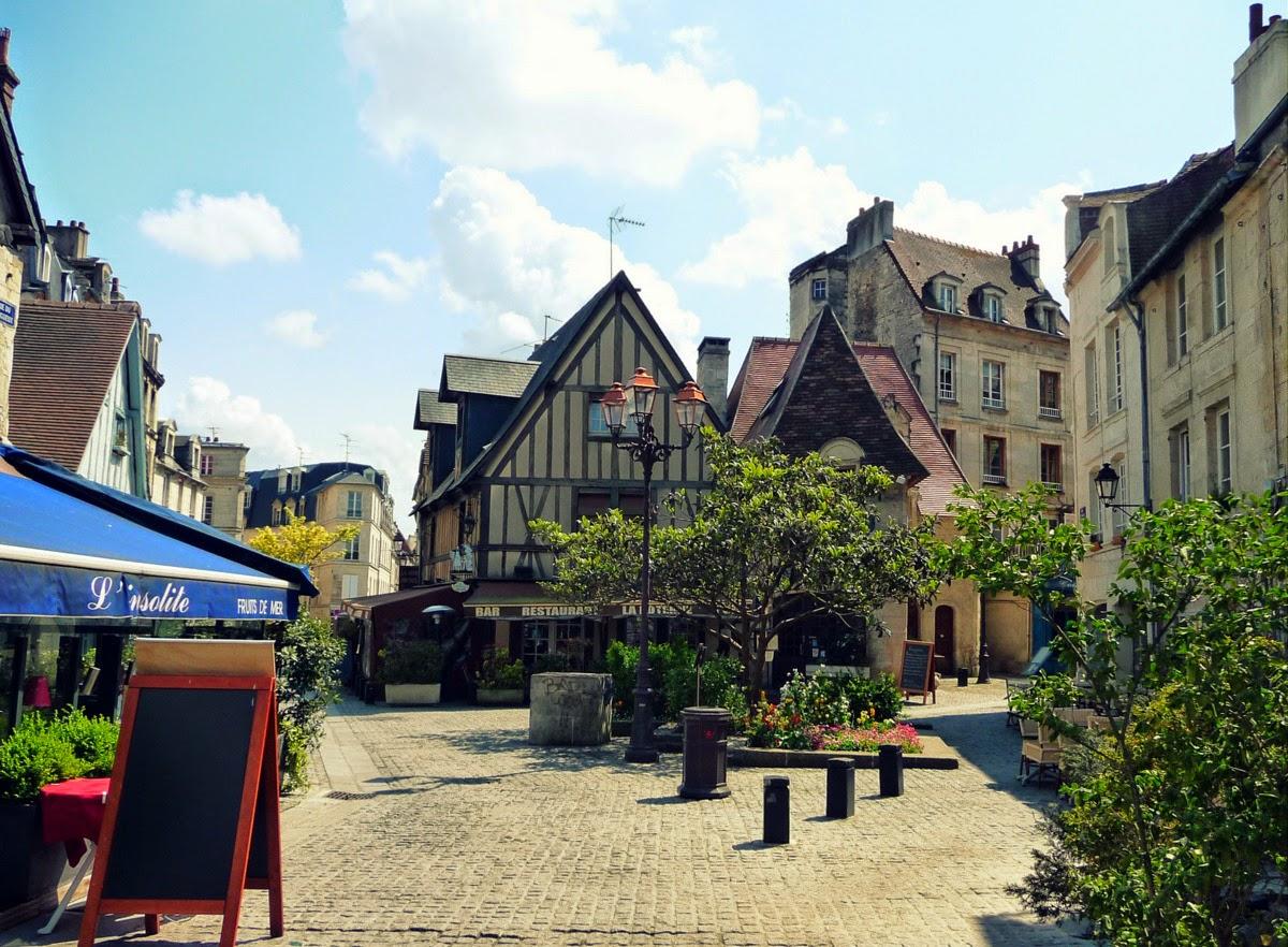 Caen - Rue du Vaugueux