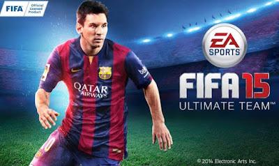 FIFA 15 Ultimate Team Game Android terbaik Android Saat Ini