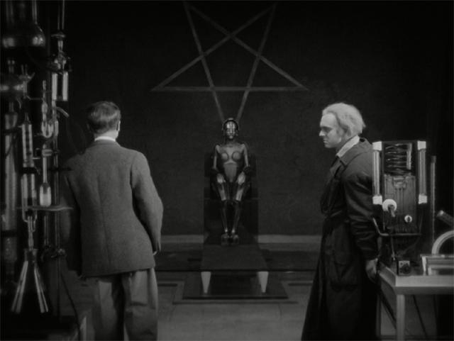"""""""Metrópolis"""" (2/3): el transhumanismo es la continuación del satanismo"""