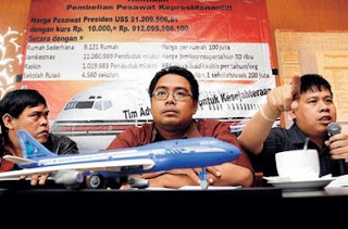 Presiden Beli Pesawat, Masyarakat Hemat BBM
