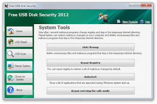 Free USB Disk Security 2012