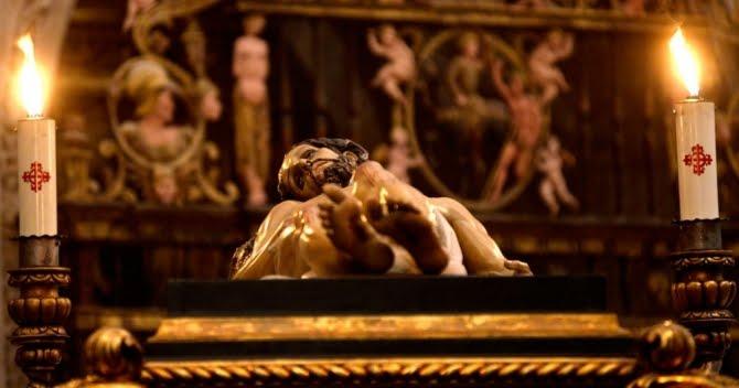 Cristo Yacente del Muy Ilustre Cabildo de Caballeros de Cuenca