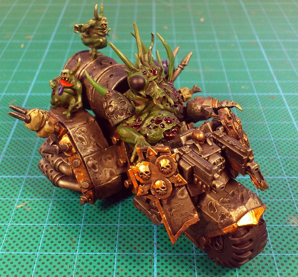 General Warhammer 40k Space Marines: Stephanius 40k: June 2013