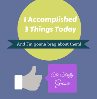 3 things we Accomplished that Day! Join us!