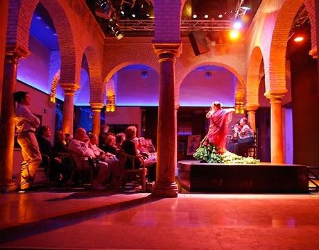 Museo Del Baile Flamenco.Tablao Museo Del Baile Flamenco Sevilla Flamenco