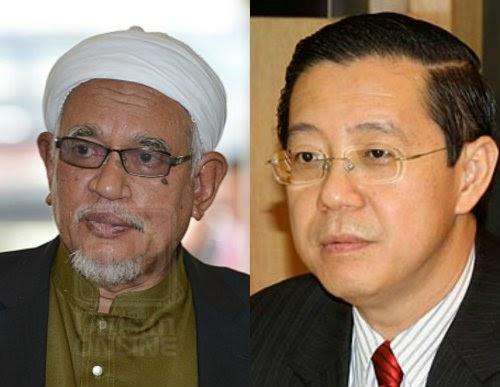 Haji Hadi Dakwa Tindakan DAP Boleh Cetus Pergaduhan Kaum