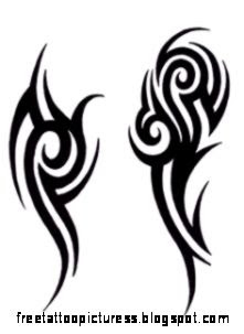 Tribal Tattoo Designs on Pinterest  Men Tattoos Designs Tribal
