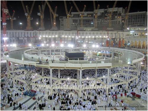 Tawaf Bertingkat Dibuka Untuk Jemaah Di Makkah
