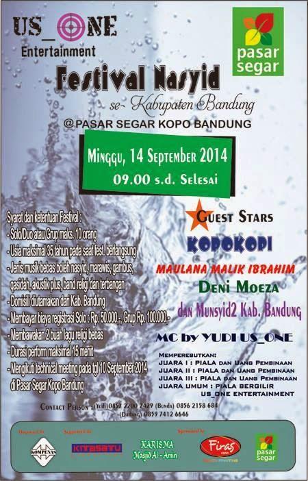Festival Nasyid Bandung