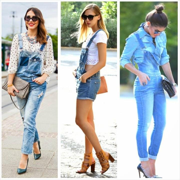 Five denim essential looks for spring summer 2015