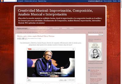 Fundamentos de Composición en http://crearmusica2.blogspot.com Álvaro Buitrago