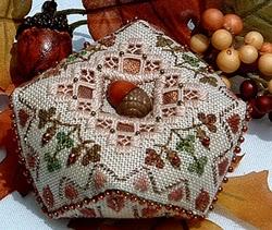 Осенняя бискорню The Victoria Sampler